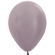 Воздушный шар жемчужно-бежевый перламутр (30 см)