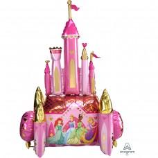 Ходячая фигура Сказочный Замок Принцессы Диснея розовый (137 см)