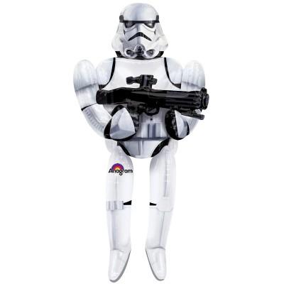 Ходячая фигура Звездные войны Штурмовик (112 см)