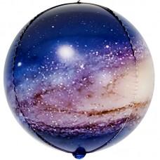 Шар-сфера 3D Млечный путь в космосе (61 см)