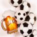 Фольгированный воздушный шар-фигура Пиво в кружке (74 см)