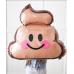 Фольгированный воздушный шар-фигура Шоколадное мороженое (56 см)