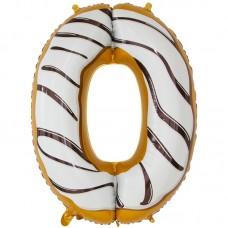 Цифра 0 пончик (86 см)