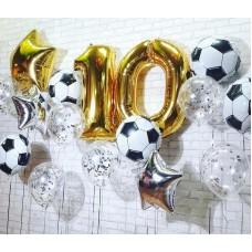 Композиция На День Рождение Футбол