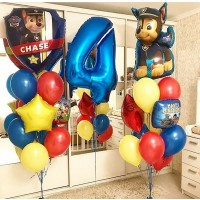 Композиция Happy Birthday с Чейзом