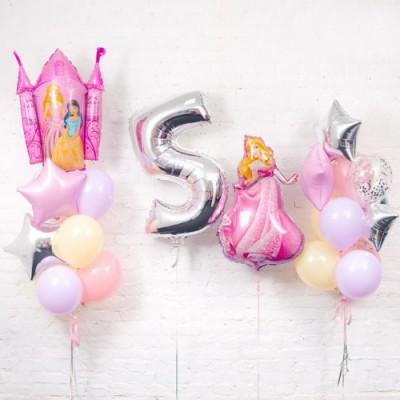 Композиция День рождения Принцессы