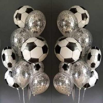 Композиция Футбольный мяч