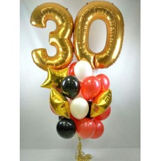 Композиция Набор шаров № 75