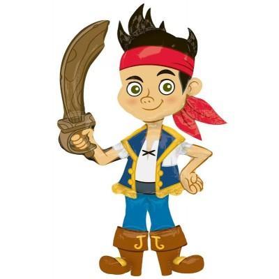 Ходячая фигура Джейк пират (112 см)