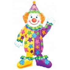 Ходячая фигура Клоун (112 см)