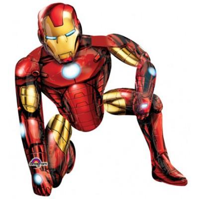 Ходячая фигура Железный человек (112 см)