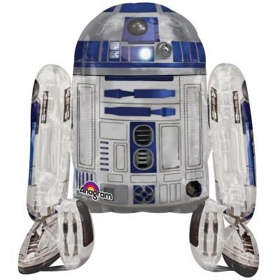 Ходячая фигура Звездные войны - R2D2 (96 см)