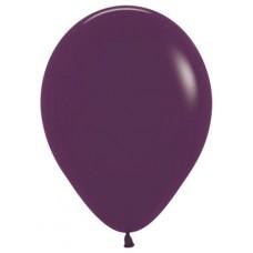 Воздушный шар бургундия пастель (30 см)
