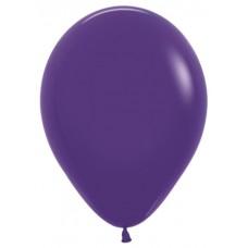 Воздушный шар фиолетовый пастель (30 см)