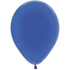 Воздушный шар синий кристалл (30 см)