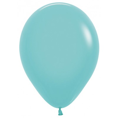 Воздушный шар аквамарин пастель (30 см)