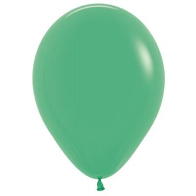 Воздушный шар зеленый пастель (30 см)