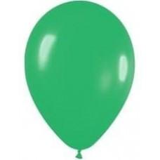Воздушный шар весенне-зеленый пастель (30 см)