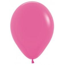 Воздушный шар фуше пастель (30 см)
