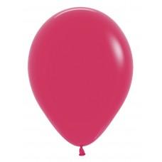 Воздушный шар малиновый пастель (30 см)