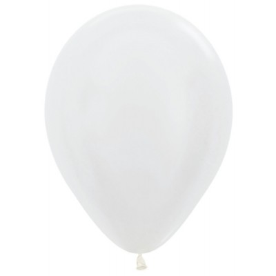 Воздушный шар жемчужный перламутр (30 см)