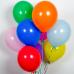Воздушный шар №1515 розовый пастель  (30 см)