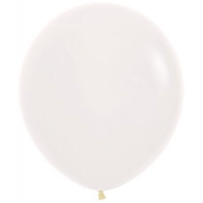 Большой шар прозрачный кристал