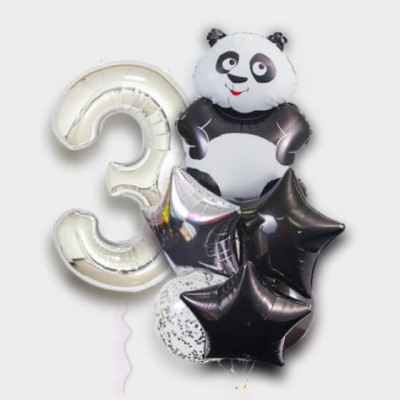 Композиция Веселый Панда